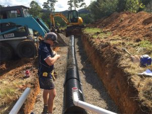 Civil Drainage Contractors Sunshine Coast